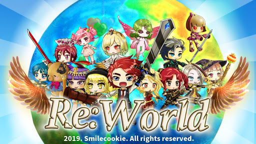 REWORLD : Idle RPG android2mod screenshots 4