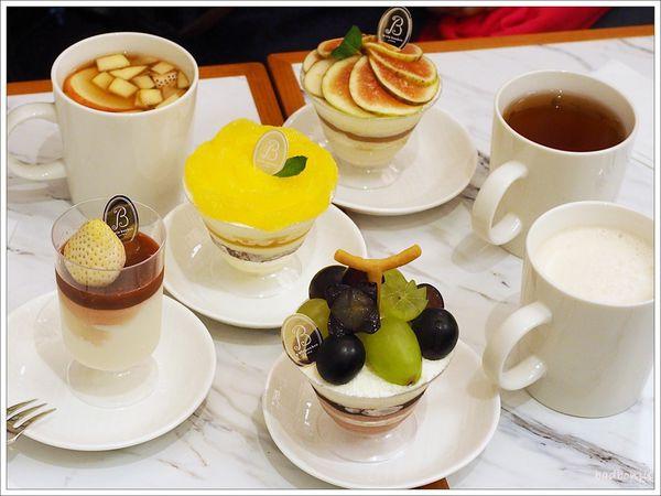 La Vie Bonbon Japon 微風信義,來自東京的甜點藝術大師