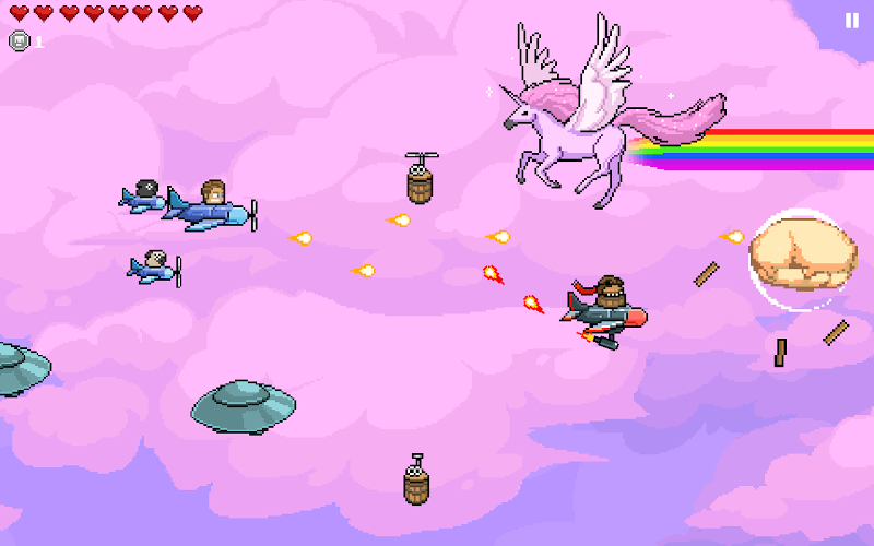 PewDiePie: Legend of Brofist- screenshot