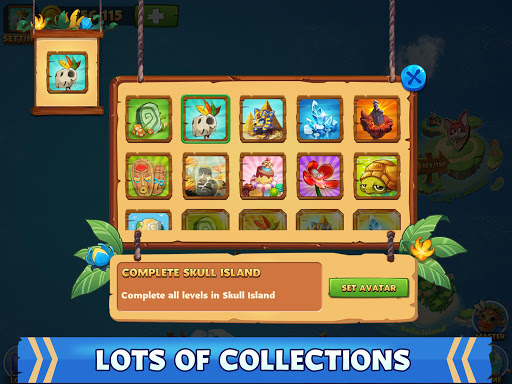 Solitaire - Island Adventure - Tripeaks 2.2.4 screenshots 12