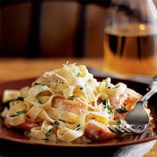 Seafood Pasta Shrimp Crab Scallops Recipes.