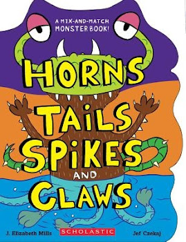 Horns, Tails, Spikes and Claws - J. Elizabeth Mills