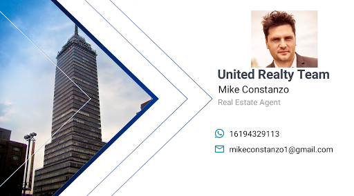 BusinessCard of Mike Constanzo