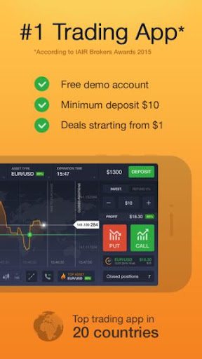 IQ Option $1000 Free