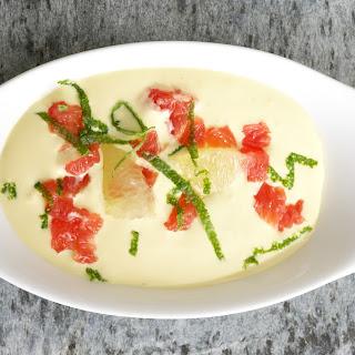 Limetten-Grapefruit-Hollandaise