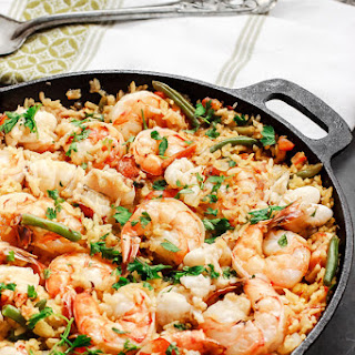 Spanish Seafood Rice Recipes.