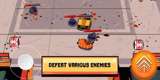 Bumper Impact!  captures d'écran 1