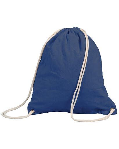 Cotton Colour Drawstring Bag