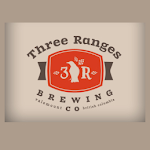 Logo for Three Ranges Brewing Company
