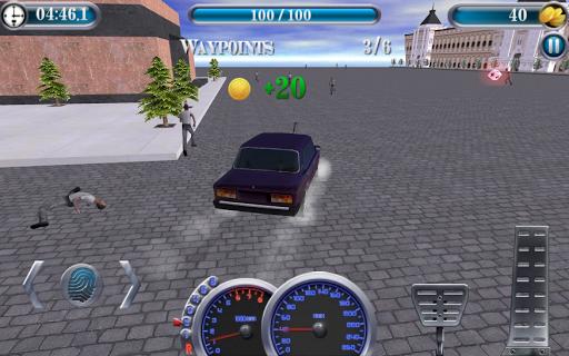 Russian Car Simulator
