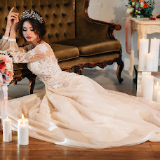 Wedding photographer Zarina Sokur (ZarinaUra). Photo of 03.08.2017