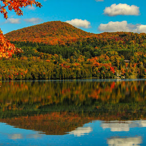 Echo in Color by Bob Minnie - Landscapes Waterscapes