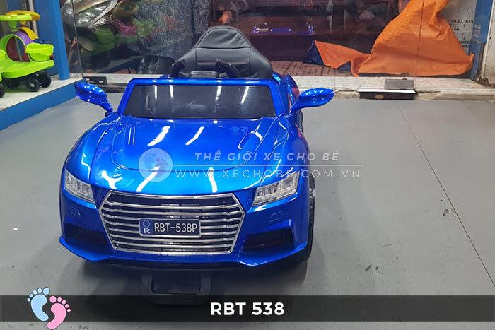Xe hơi điện đồ chơi trẻ em RBT-538 2