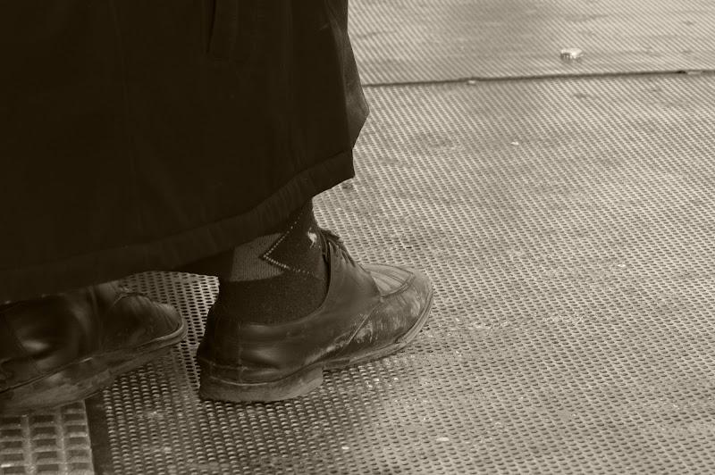 La storia di un paio di scarpe  di orion