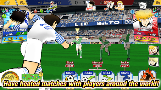 Captain Tsubasa: Dream Team apkpoly screenshots 2