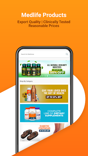 Medlife - India's Largest E-Health Platform screenshot 6