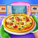Pizza Maker Chef Baking Kitchen icon