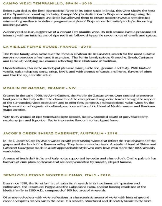 KOKO Asian Gastropub menu 14