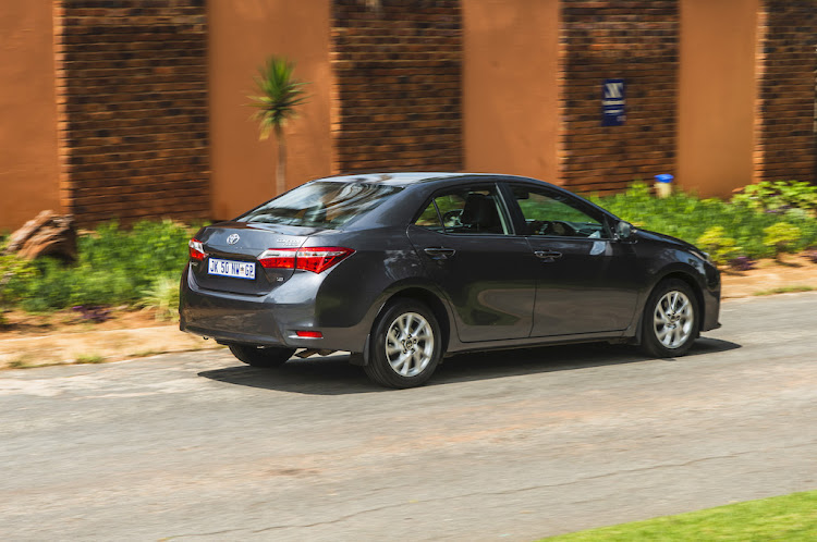 The Corolla Quest averaged 7.4l/100km over its three-month tenure.