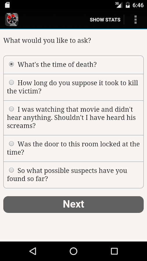 Popcorn, Soda ... Murder?- screenshot