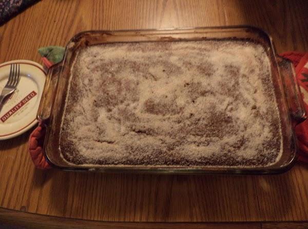 One Pan Chocolate  Cake Recipe
