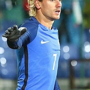 Download Antoine Griezmann The Best And Coolest Wallpaperhd