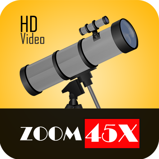 Real 48x Zoom Telescope HQ Camera Photo & Video