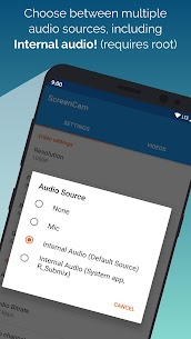 ScreenCam Screen Recorder App Download For Android 2