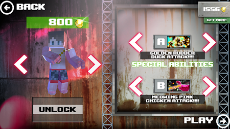 Blocky Wrestle 3D Free Edition 1.1 screenshot 38648