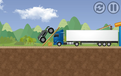 Monster Truck Xtreme Offroad Game modavailable screenshots 16