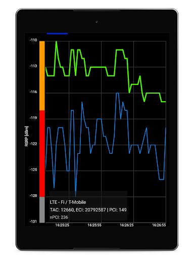 Network Cell Info Lite screenshot 12