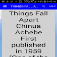 Things Fall Apart apk