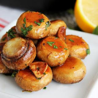 Baked Spicy Mushrooms Recipes