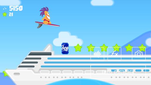 玩免費休閒APP|下載The Wave Surf Tap Adventure app不用錢|硬是要APP