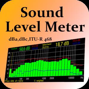 Sound Level Meter – Sound level meter ( dBa, dBc) with