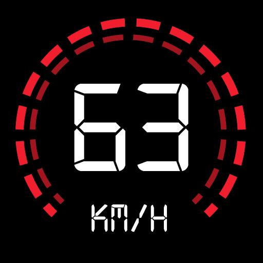 Velocímetro - HUD, Medidor de distância, Odômetro