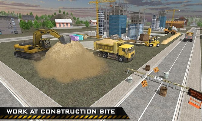City Construction Mall Builder - screenshot