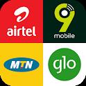 Free Nigerian Networks Ussd & Banks Codes (Spogam) icon