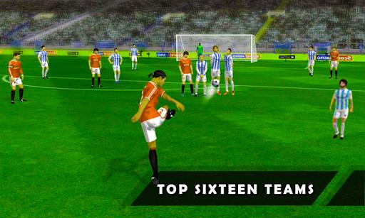 Real Football Game - FIF World Cup 2018 screenshot 1