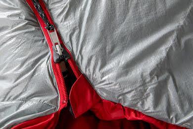 NEMO Kayu 15 800fill Down Regular Mens Sleeping Bag -Titan/Smoke alternate image 3