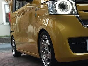 Nボックス JF3 G・EXターボ Honda SENSING のカスタム事例画像 NFSCさんの2018年11月11日20:00の投稿