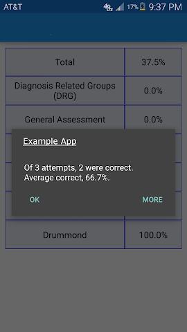 android EMT Basic QA Review Screenshot 4