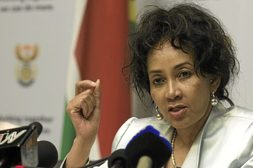 Lindiwe Sisulu calls on police and army to protect land before it is invaded - TimesLIVE