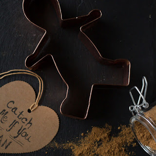 Gingerbread Spice for a Homemade Holiday Gift