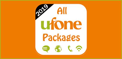All Ufone Pakistan Packages 2019: – Google Play ilovalari
