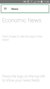 Economic News- screenshot thumbnail
