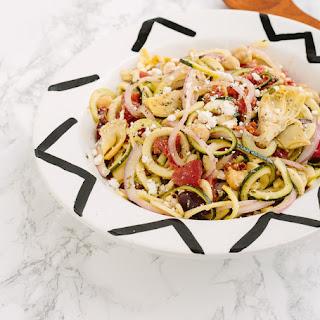 Mediterranean Pasta Zucchini Recipes