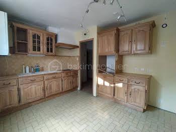 Maison 2 pièces 73 m2