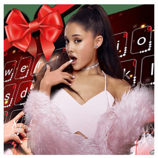Keyboard for Ariana 2018