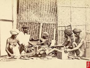 Photo: Carpenters of Madras
